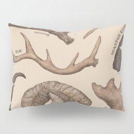 Antlers Pillow Sham