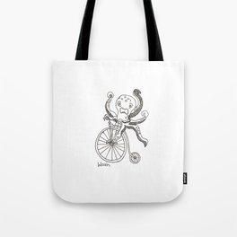 Octopus Woah Tote Bag
