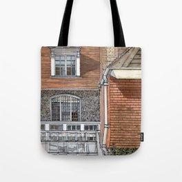 STANDEN1 Tote Bag