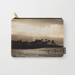 Haleiwa Storm Carry-All Pouch