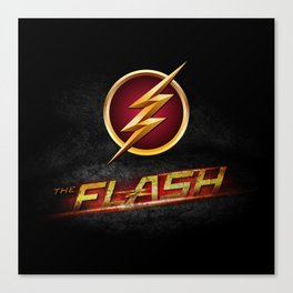 The Flash Inside Canvas Print