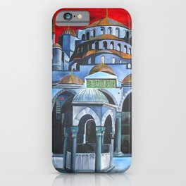 Sultan Ahmed Mosque, Istanbul  iPhone Case