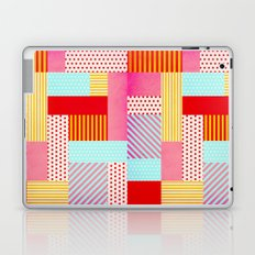 Geometric Pop Laptop & iPad Skin