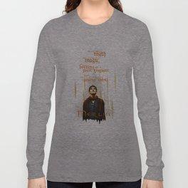 Merlin: Myth and Magic Long Sleeve T-shirt