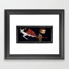 ( ) Framed Art Print