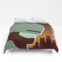 The Future Of Law Enforcement Comforters