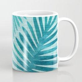 Mid Century Tiki Fronds Coffee Mug