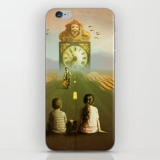 Time to grow up iPhone & iPod Skin