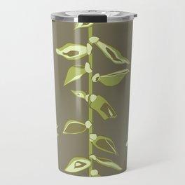 Avacodo Floral Vines Travel Mug