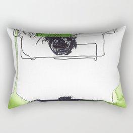Untitled 3 Rectangular Pillow