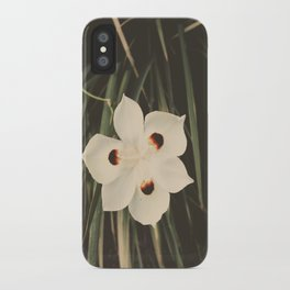 Little White iPhone Case