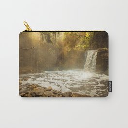 Thermal Waterfall- Wai O Tapu Carry-All Pouch