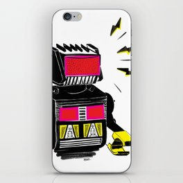 Le Robot iPhone Skin