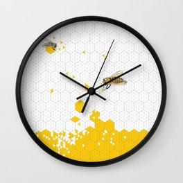 Honey, Please! Wall Clock
