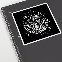 Holy Guacamole! Sticker