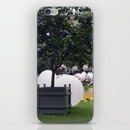 Longwood Gardens Autumn Series 320 iPhone Skin