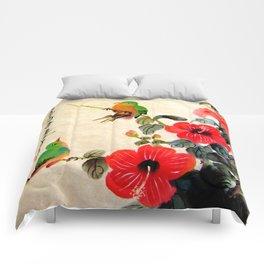 courting season Comforters