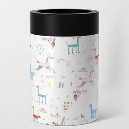 Merry-go-round Can Cooler