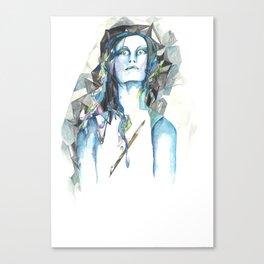 Kitaro Canvas Print