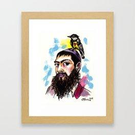 Matisyahu Framed Art Print