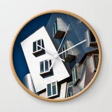 Boston MIT Wall Clock