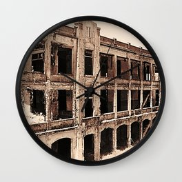 Mile-Long Barracks Wall Clock