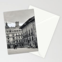 Afternoon in Oviedo Stationery Cards