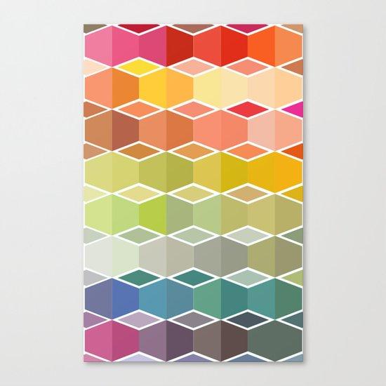 flaneur Canvas Print