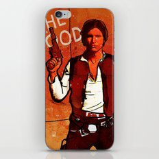 The Good, The Bad & The Ugly: Star Wars iPhone & iPod Skin