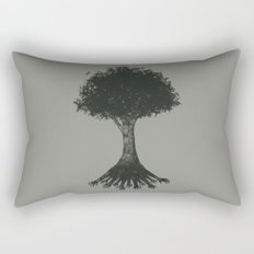 The Root Rectangular Pillow