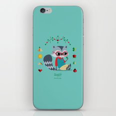 Jean Paul iPhone & iPod Skin