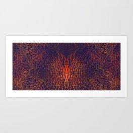 1029 Art Print