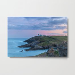 Galley Head,Clonakilty,Co.Cork,Ireland Metal Print