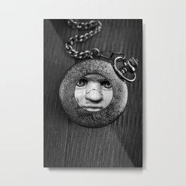 Look behind you Metal Print