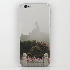 Tian Tan Buddha iPhone Skin