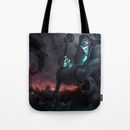 Classic Yorick League Of Legends Tote Bag