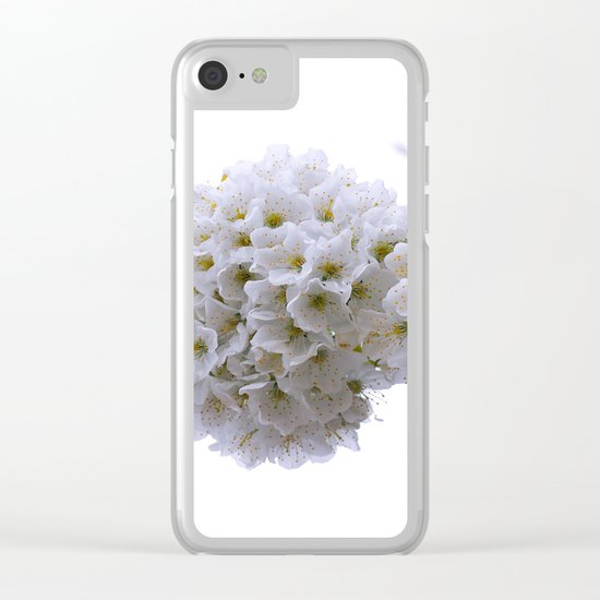 spring mode on Clear iPhone Case