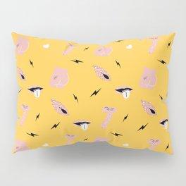 Millennial Butt Pattern Pillow Sham
