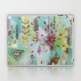 """Liminal Rights"" Original Painting by Flora Bowley Laptop & iPad Skin"