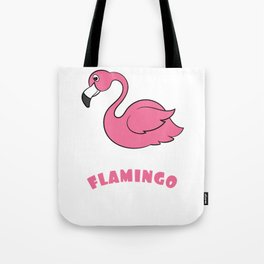 Catch this Cute, Pink & lovely ready to flamingle Flamingo lovers Tee For Ladies Crazy Flamingo Lady Tote Bag