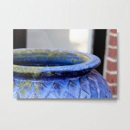 pottery Metal Print