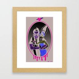 Frankensteins Framed Art Print
