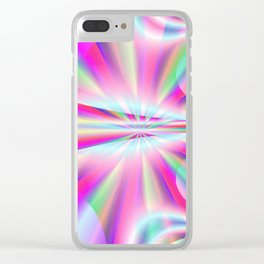 Light Speed Clear iPhone Case