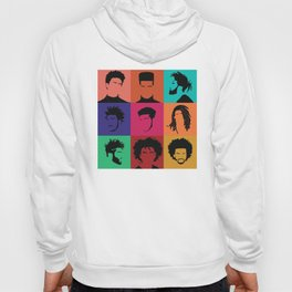 FOR COLORED BOYS COLLECTION COLLAGE Hoody