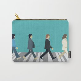 The tiny Abbey Road Carry-All Pouch