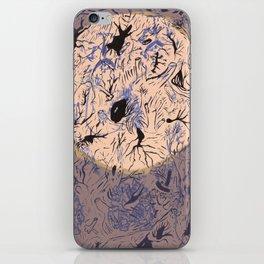 Neuron Pattern iPhone Skin