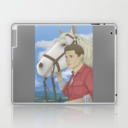 Jensen and Shadow Laptop & iPad Skin