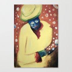 The dream maker Canvas Print