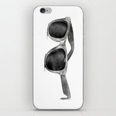 B&W Raybans - Drawing iPhone & iPod Skin