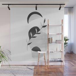 Yin Yang Balance #1 #minimal #abstract #wall #decor #art #society6 Wall Mural